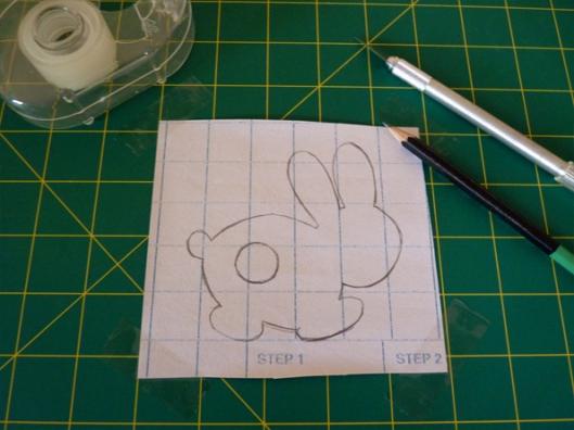 Bunny tote 2