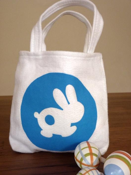 Bunny Tote finish2